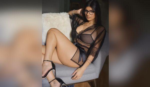 Mix de fotos porno Mia Khalifa